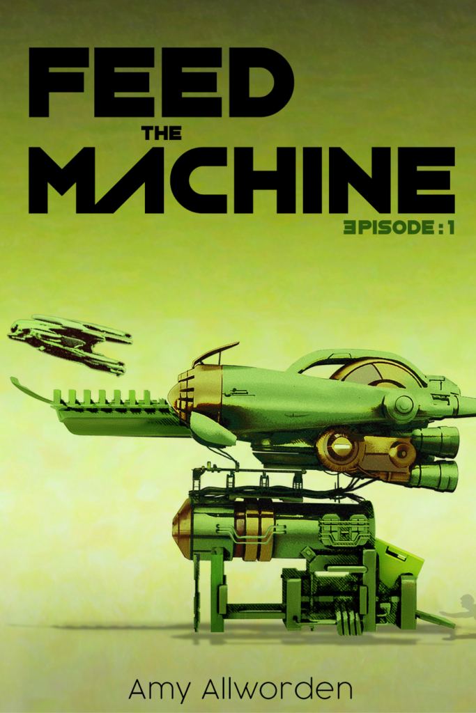 Feed The Machine Cover